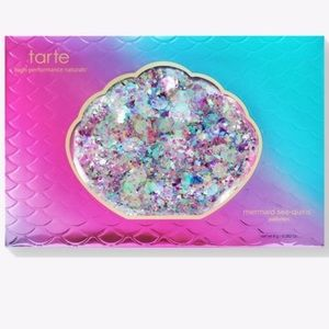 tarte Makeup - Tarte mermaid sea-quins iridescent loose glitter